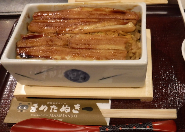 宮島であなご飯を食べるなら「まめたぬき」をオススメします!
