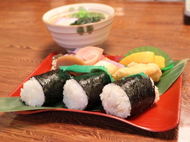 【移転】日本一美味しいおむすび「むすびのむさし」でおむすびを食べよう!