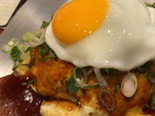 広島風のお好み焼きが美味しい!「電光石火 宝町店」