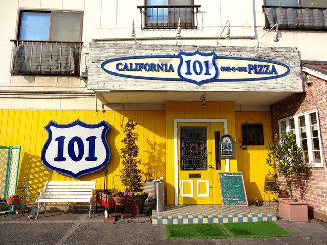 カリフォルニア101