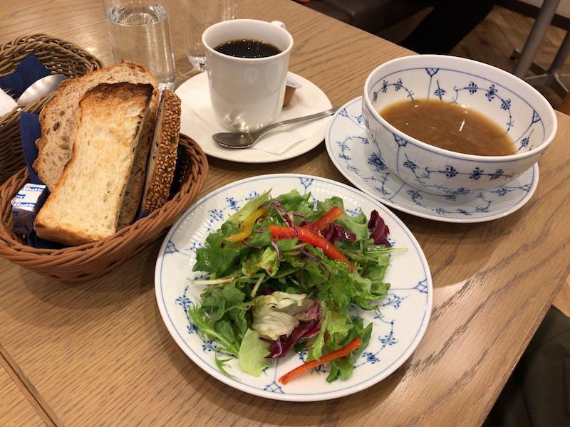 アンデルセンのモーニングが美味しくて感動した!広島アンデルセン
