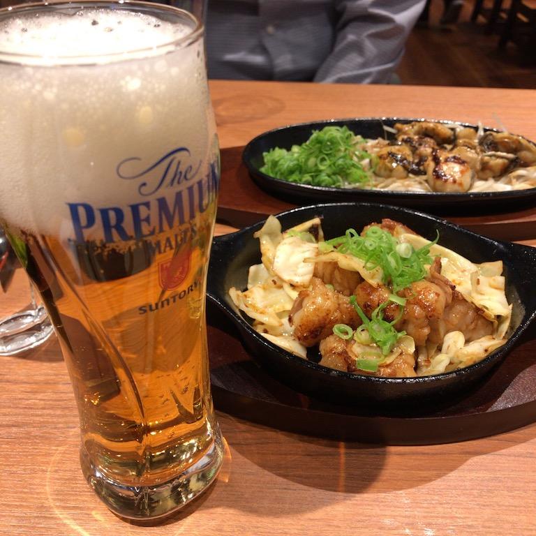 広島駅でお好み焼きを食べるなら穴場のお店をご紹介!「福ちゃん ekie店」