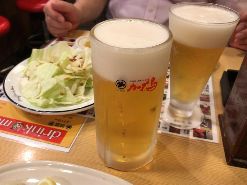 カープ鳥 広島駅でカープを観戦?!「カープ鳥 広島駅ビルASSE店」