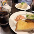 広島駅で朝食が食べれるオススメの店!「UCCカフェプラザ 広島アッセ店」早朝7時から営業
