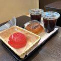 広島駅で朝食が食べれるオススメの店!「ハースブラウン 広島駅店」早朝7時から営業