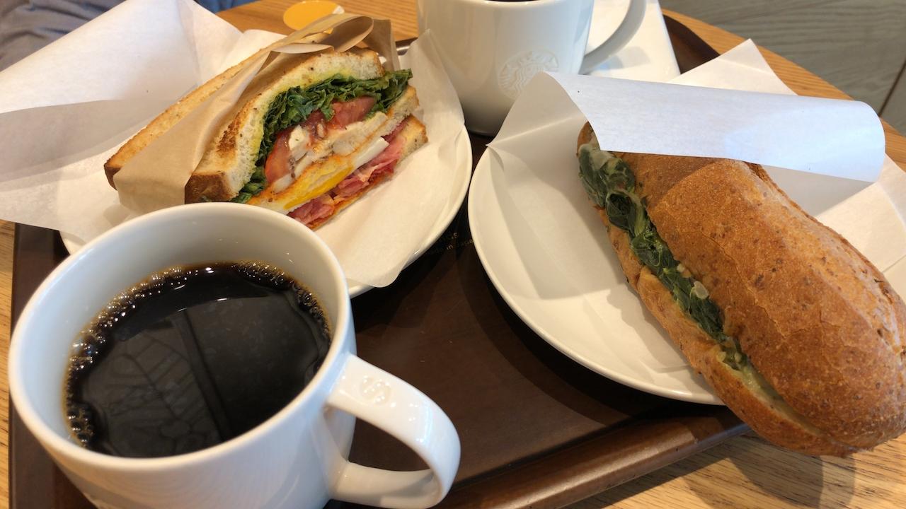 広島駅のスタバは早朝7時から営業中!「スタバ ekie 広島店」